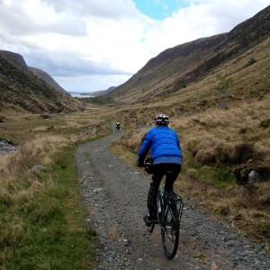 Bike Tour Ireland, Glenveagh National Park.