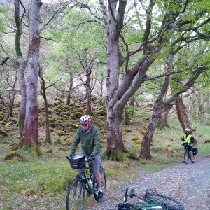 Cycling Holiday, Donegal, Ireland,