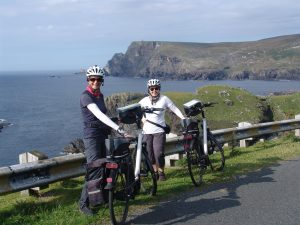 Cycling vacation in Donegal Ireland with Ireland by Bike
