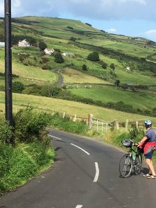 Planning a cycling holiday in Ireland