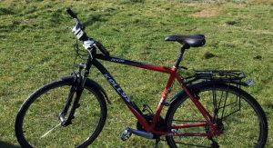 Howe th choose the correct type of bike. Hybrid bicycle.