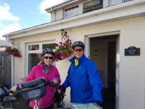 Bed and Breakfast, Causeway Coast Cycling Tour