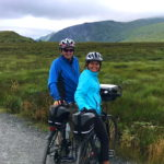 Bike tour taking in Glenveagh National Park provided by Ireland by Bike Hiking and Biking Company based in Donegal Ireland.