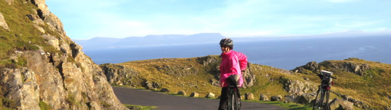 Cycling Tour at Sliabh Liag Donegal