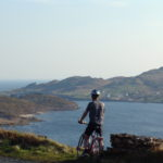 Overlooking Teelin Bay on Ireland by Bike vacation