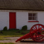Folk Village Glencolmcille on Treasures of Coast and History Bike Tour Route