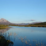 Mount Errigal Highlights of the Highlands cycling tour Donegal Ireland