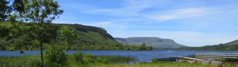 Self-guided cycle tour Irish Lakelands