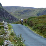bike tour down Granny Valley, Donegal with Ireland by Bike cycling vacations