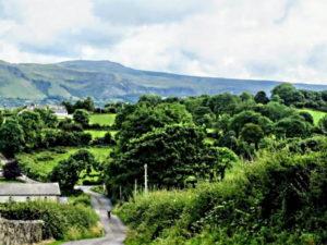 Bike tour in Ireland's yeats Country