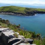 Coastal Views between Killybegs and Kilcar on Ireland hiking tour.
