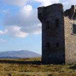 Lookout Tower on Glen Head hike, County Donegal, Ireland