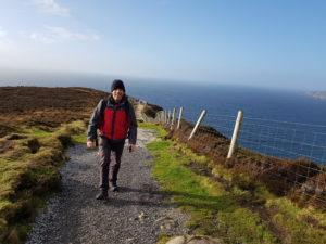 Ireland by Bike founder Seamus Gallagher