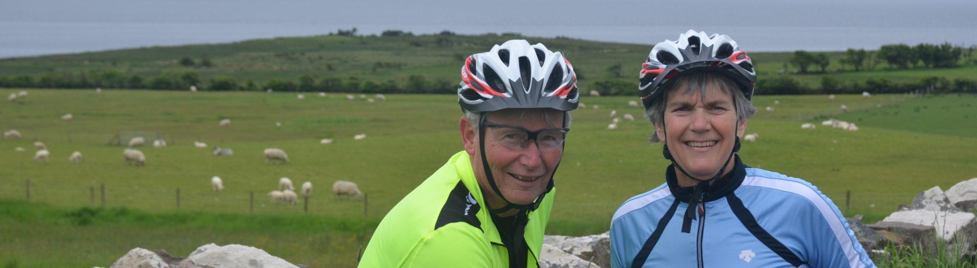 Cycling holiday Benbulben Sligo