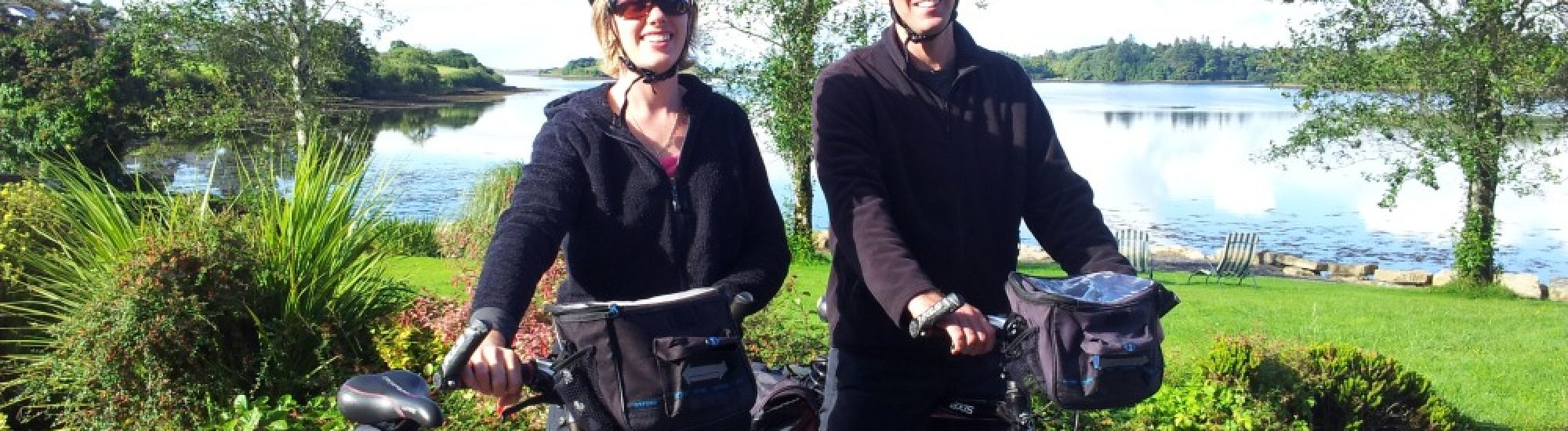 Bike Tour Review Arden and Twylla